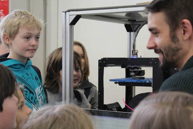 The Cube Factory faces a young but critical audience